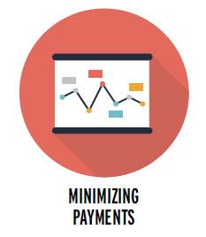 Minimizing Payments